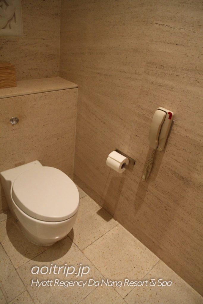 ダナンハイアット トイレ