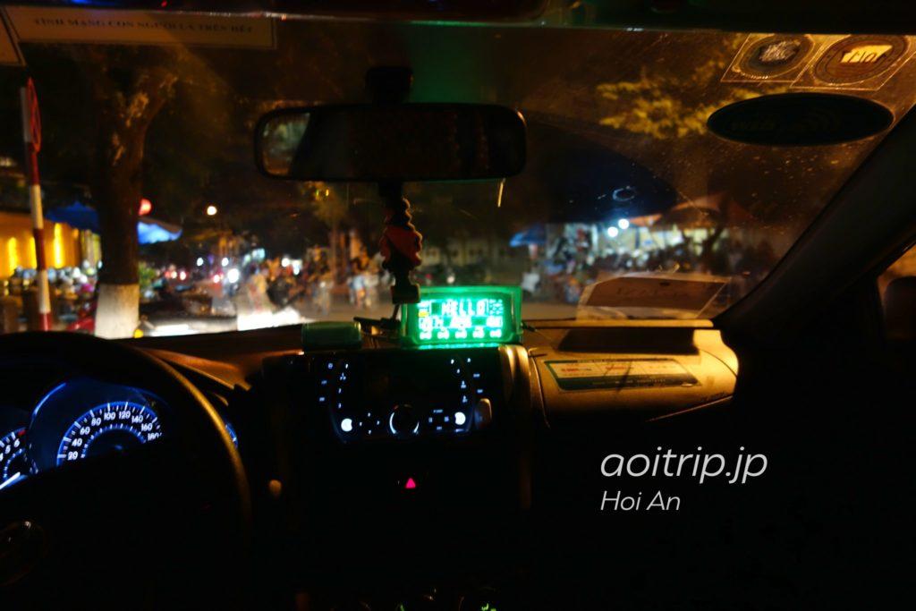 ホイアン タクシーメーター