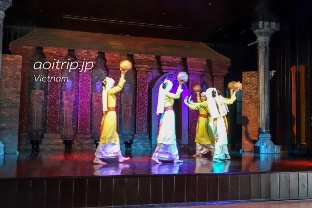 ミーソン遺跡 チャム族の踊り・ショー