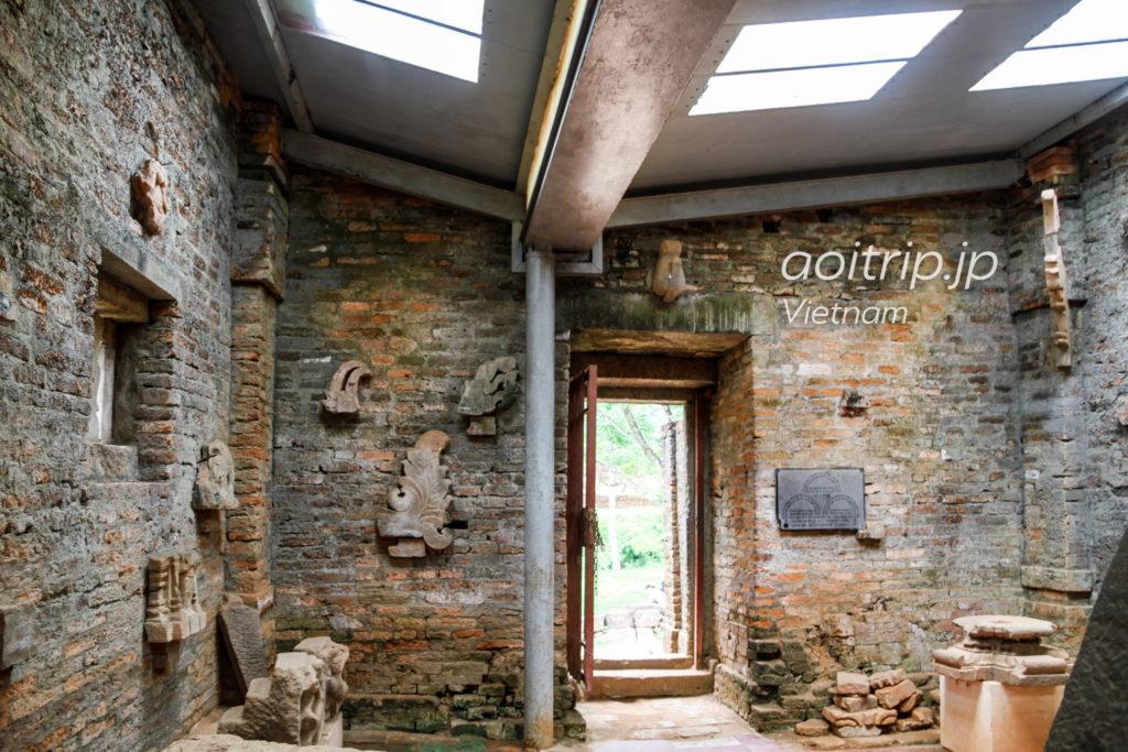 チャム族により建築された古い煉瓦