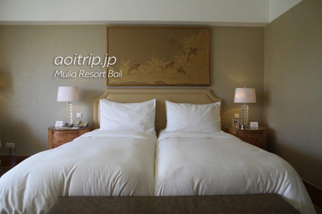 ムリアリゾート ベッド