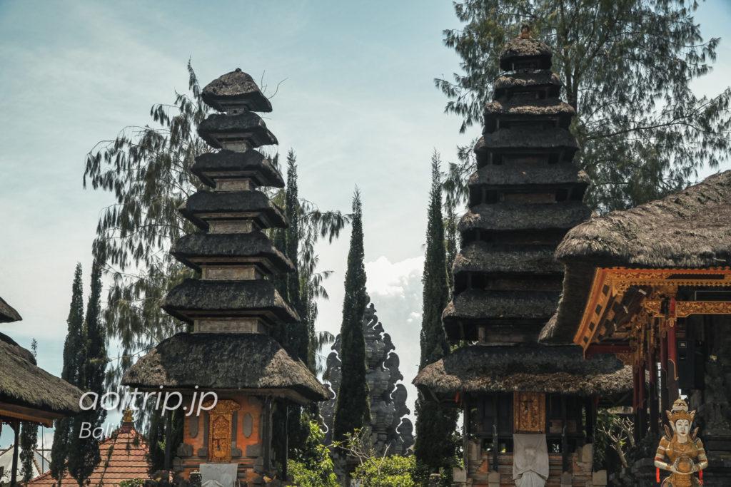 ウルン ダヌ バトゥール寺院|Pura Ulun Danu Batur, Bali