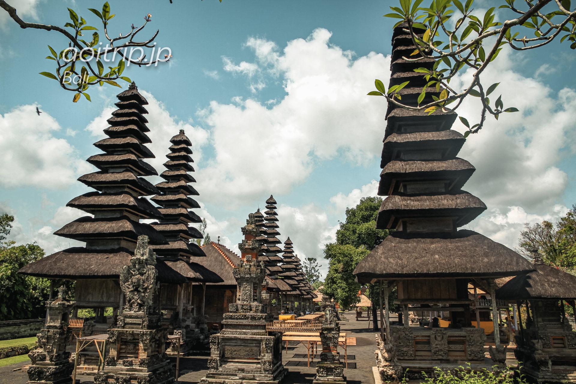 タマン アユン寺院(Pura Taman Ayun)は、