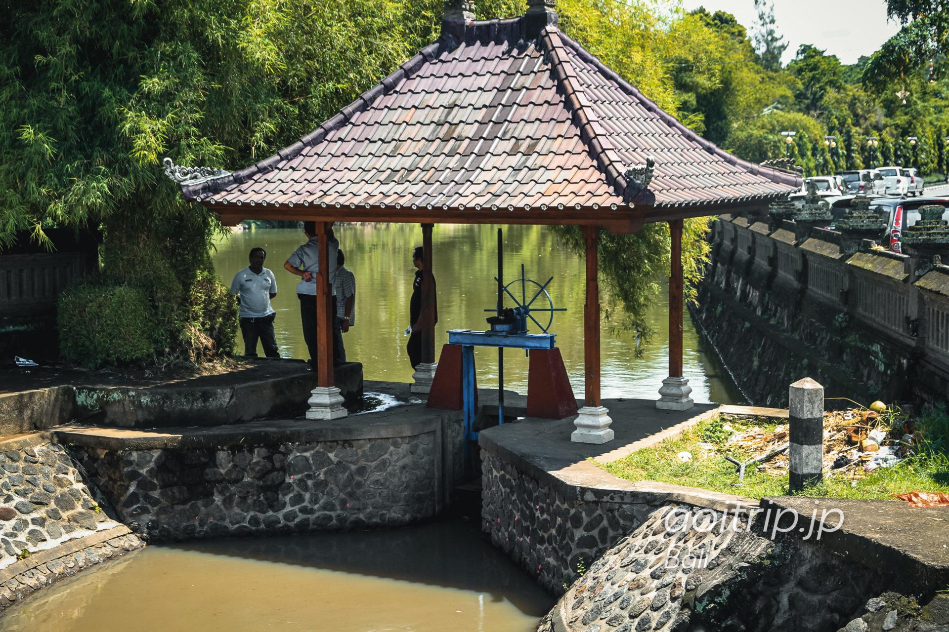 タマン アユン寺院(Pura Taman Ayun)