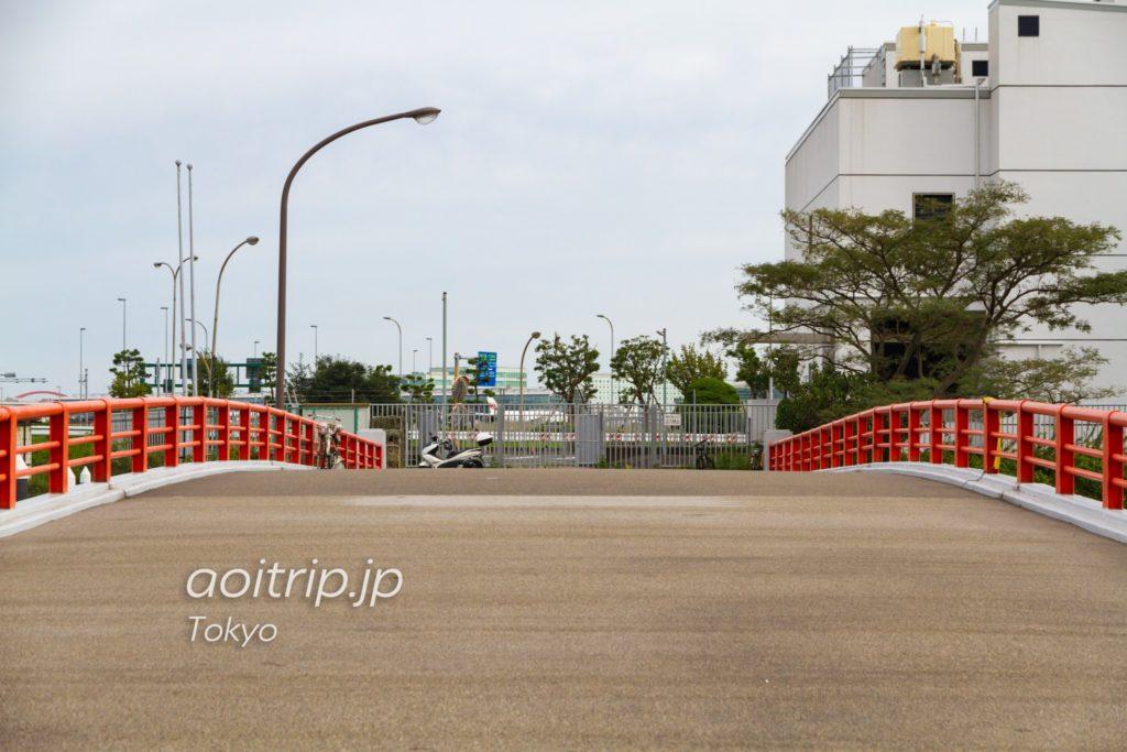 羽田稲荷橋