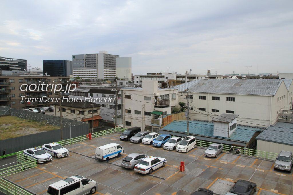タマディアホテル羽田の眺望