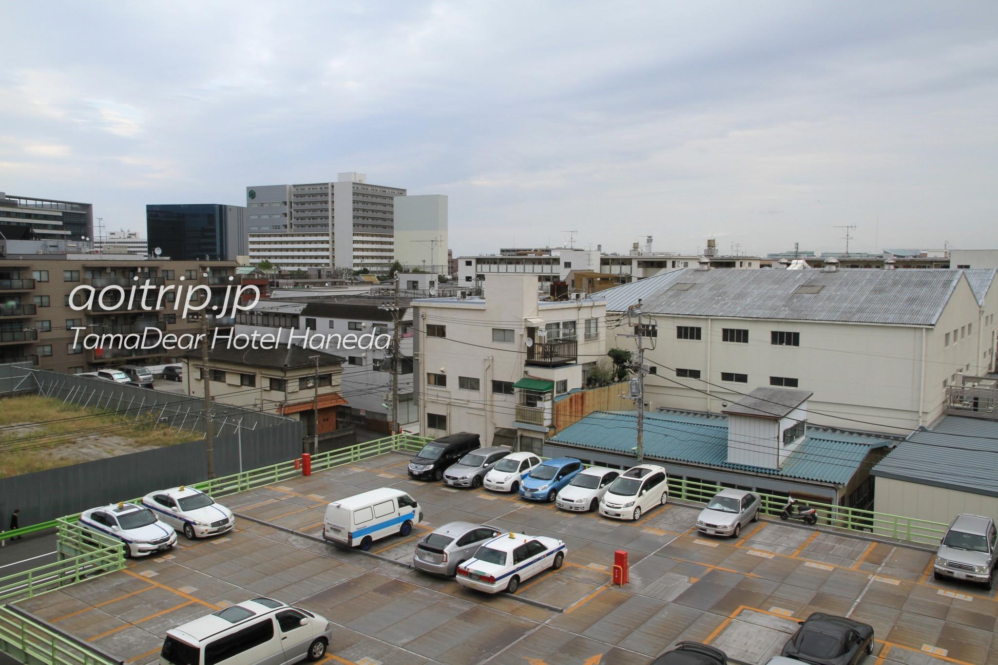 京急EXイン 羽田・穴守稲荷駅前の眺望