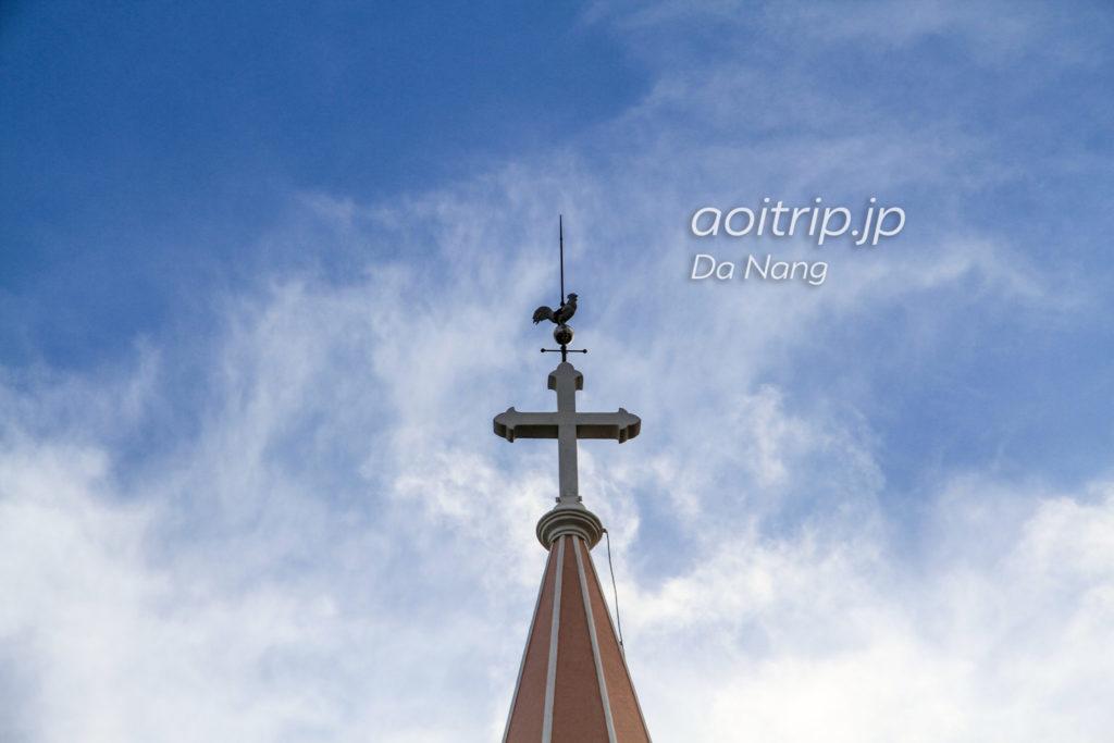 ダナン大聖堂の風見鶏