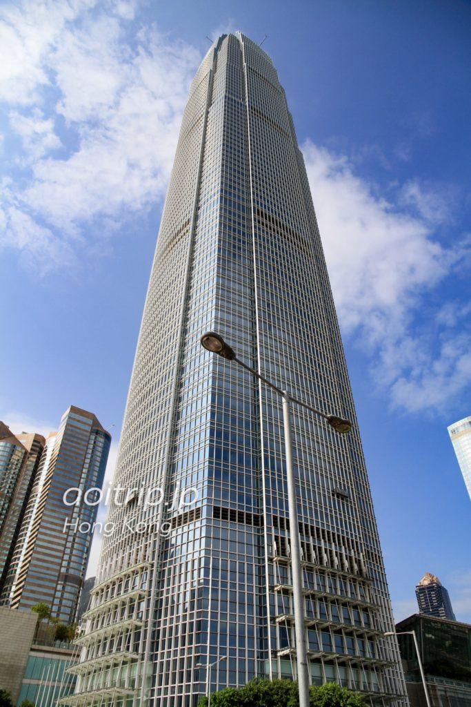香港 国際金融中心