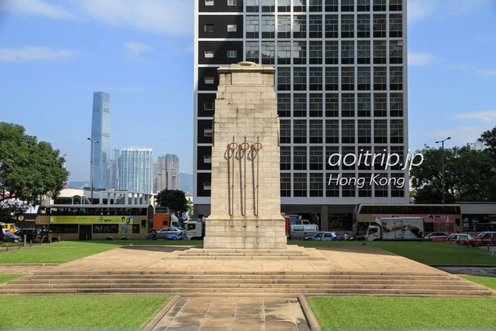 香港 皇后像広場