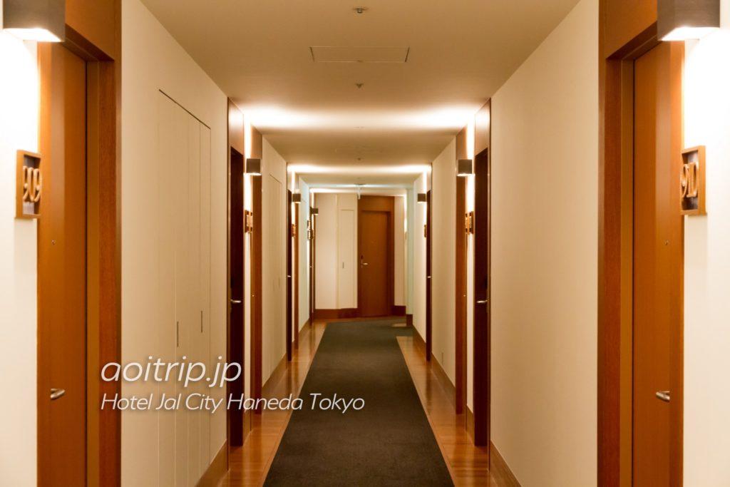 jalシティ羽田 廊下
