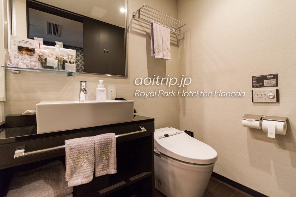ザロイヤルパークホテル東京羽田 洗面台