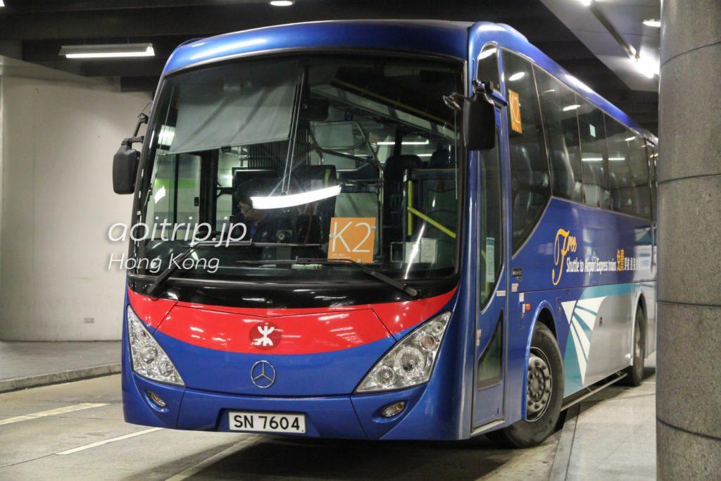 香港エアポートエクスプレス シャトルバス