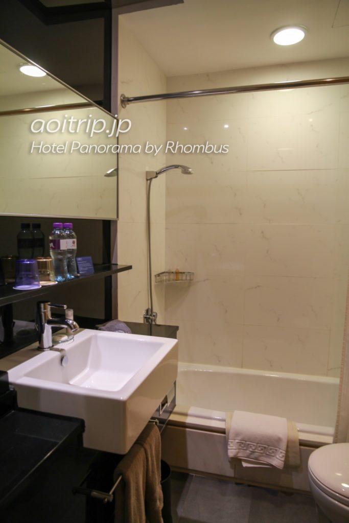 ホテルパノラマバイロンバス シャワー