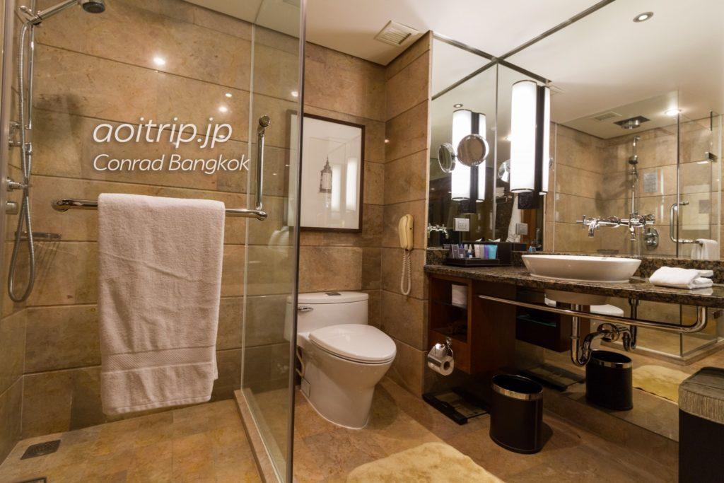 コンラッドバンコク バスルーム