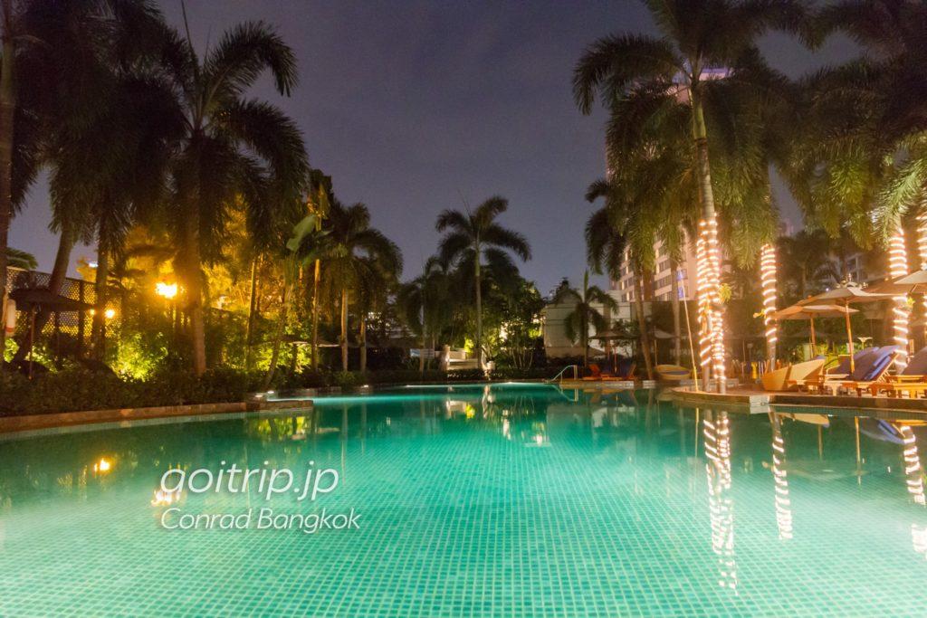 コンラッドバンコク プール