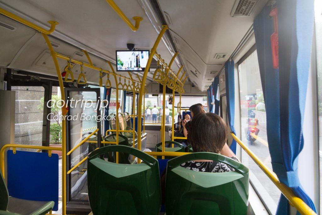 コンラッドバンコク シャトルバス