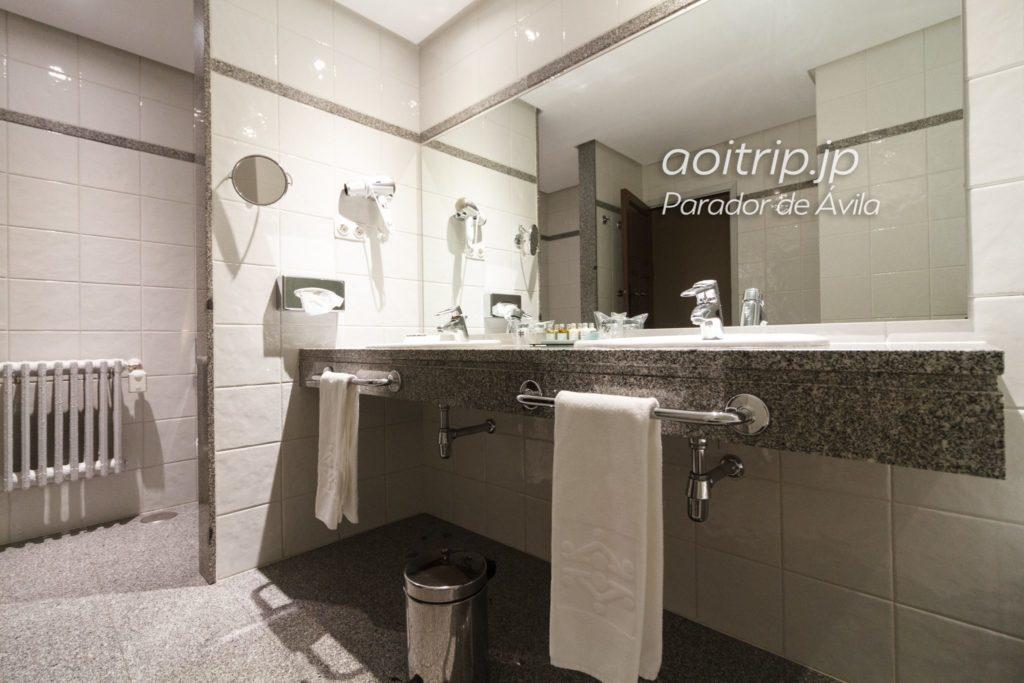 パラドールデアビラ バスルーム
