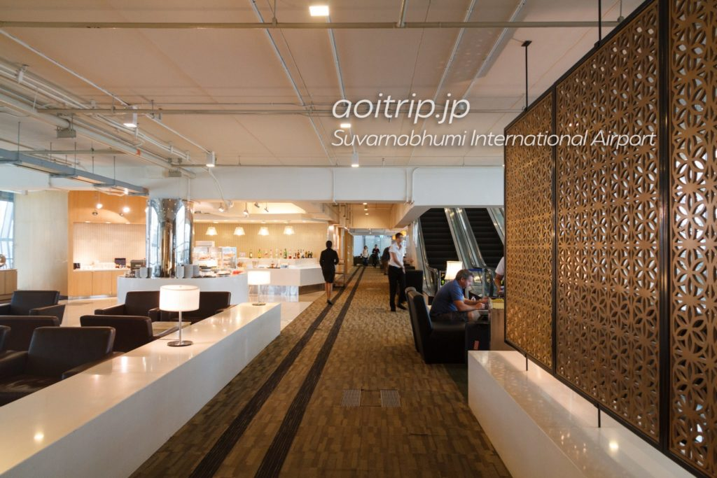 スワナプーム国際空港 CIPラウンジ