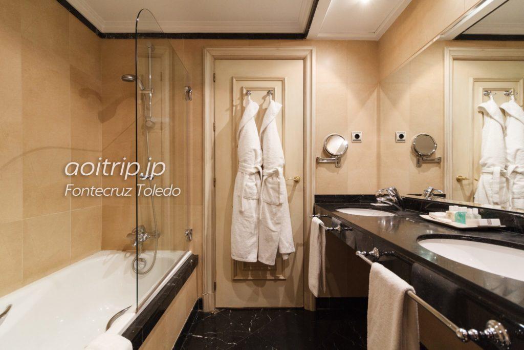 フォンテクルストレド バスルーム