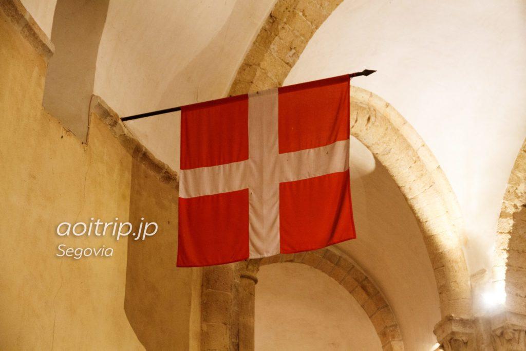 マルタ騎士団の国旗