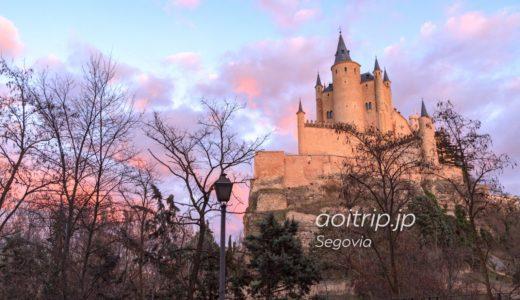 スペイン・セゴビア旧市街と水道橋 観光(世界遺産)