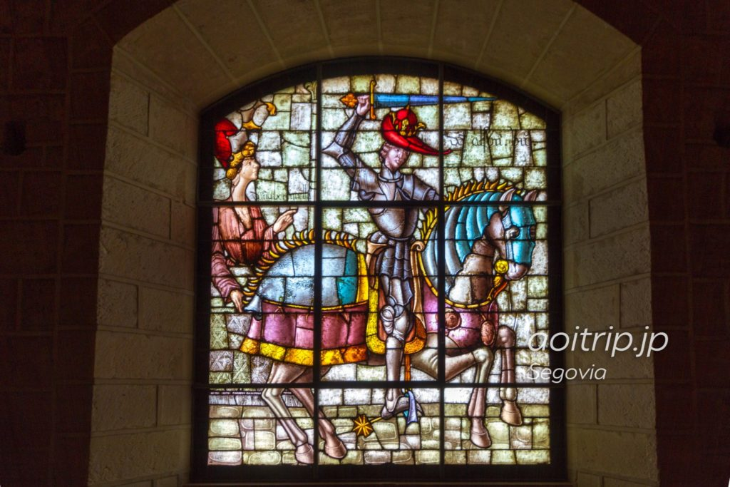エンリケ3世のステンドグラス