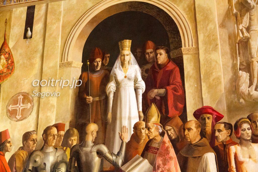 イサベラ1世の即位