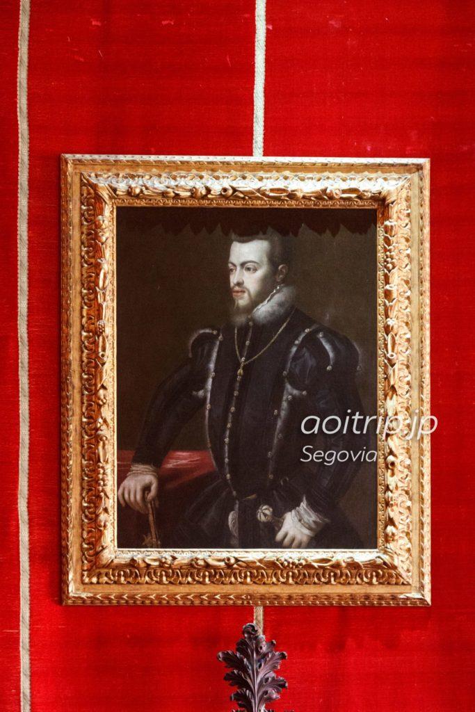 Sofonisba Anguissola Felipe ii