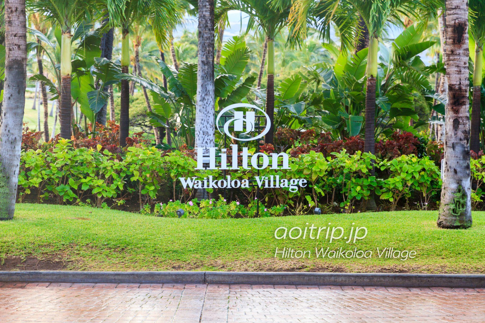 ヒルトン ワイコロア ビレッジ(Hilton Waikoloa Village)