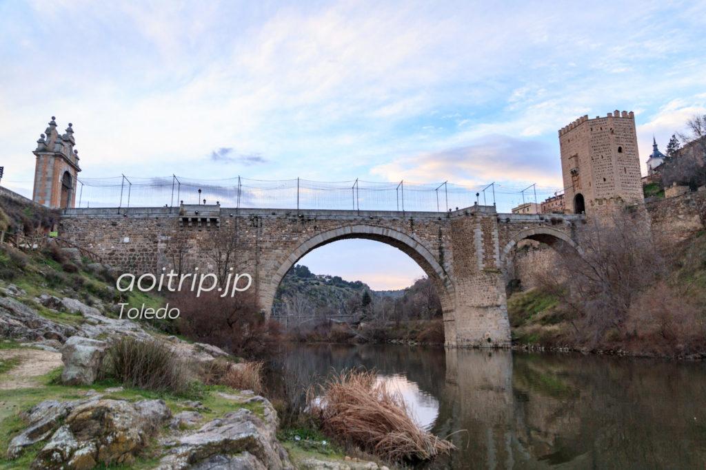 トレド アルカンタラ橋の写真