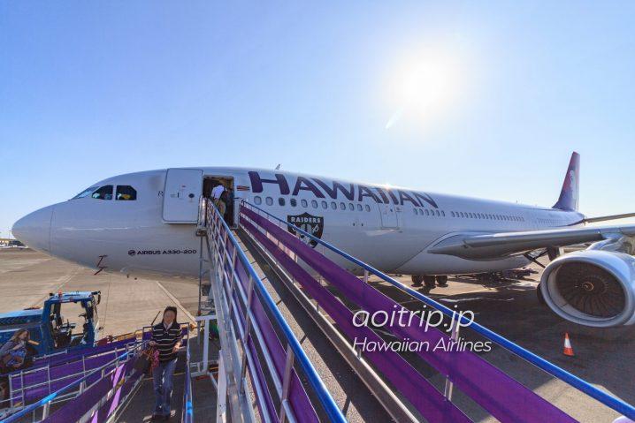 ハワイアン航空 A330