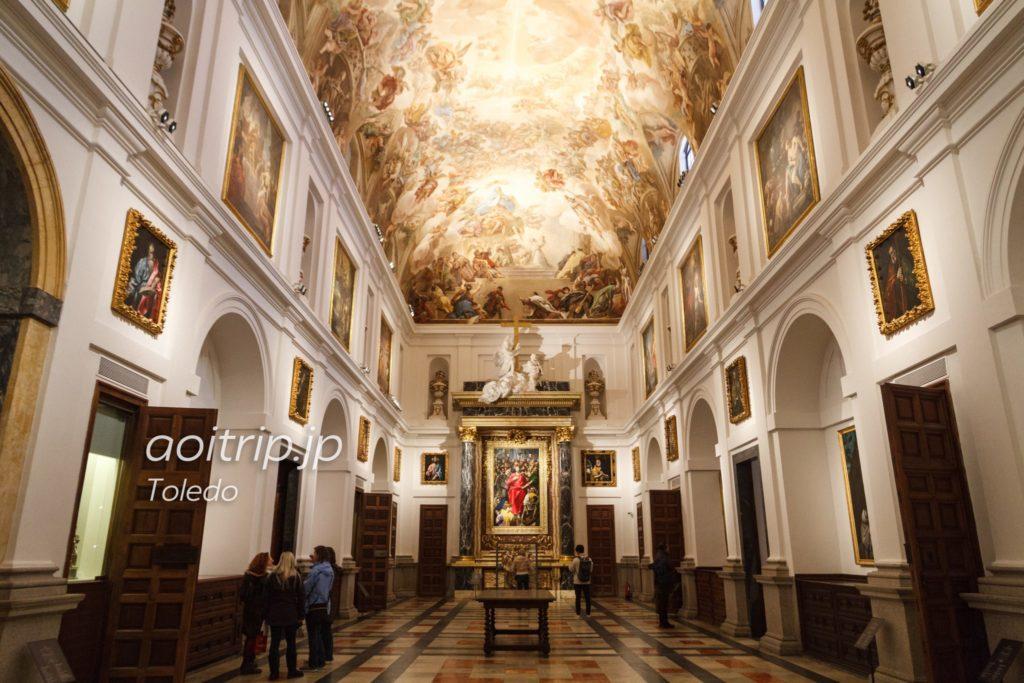 トレド大聖堂 聖具室