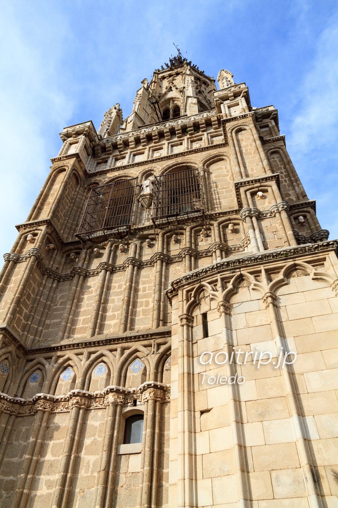 トレド大聖堂 鐘楼