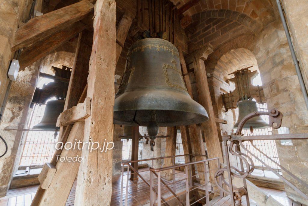 トレド大聖堂 鐘