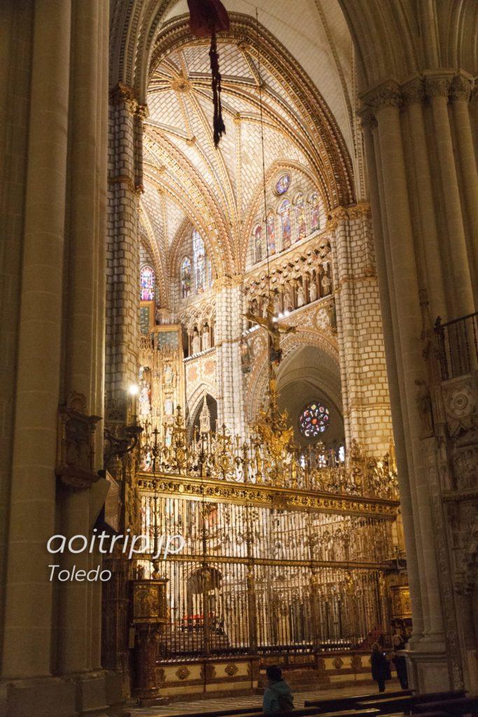 トレド大聖堂 メインチャペル