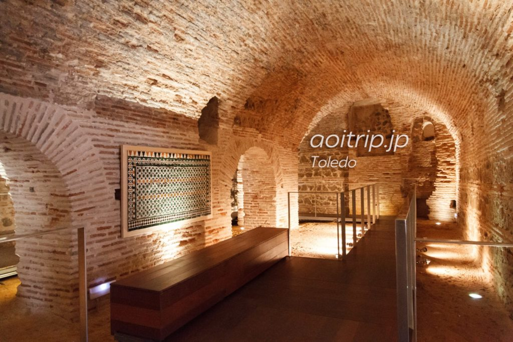 エルグレコ美術館の地下室