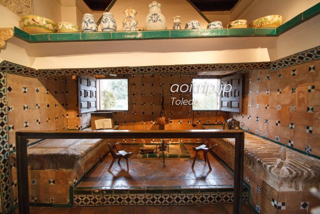 エルグレコの家 キッチン