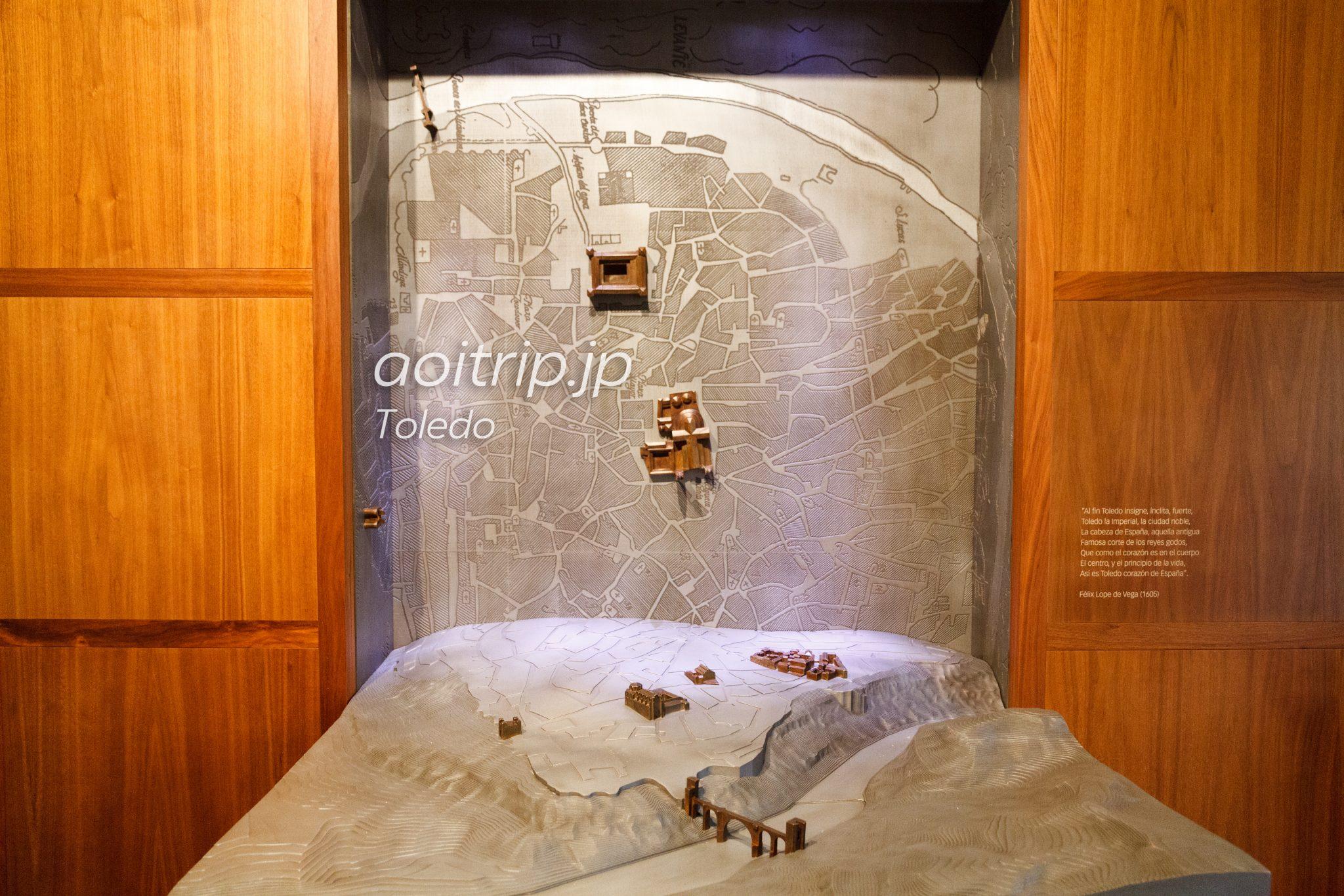 エルグレコ美術館 模型