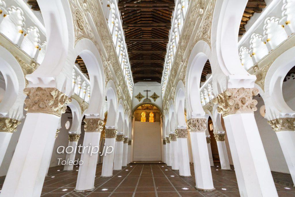 トレド サンタマリアラブランカ教会