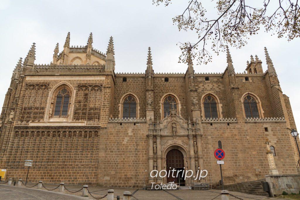 サンフアンデロスレイエス修道院