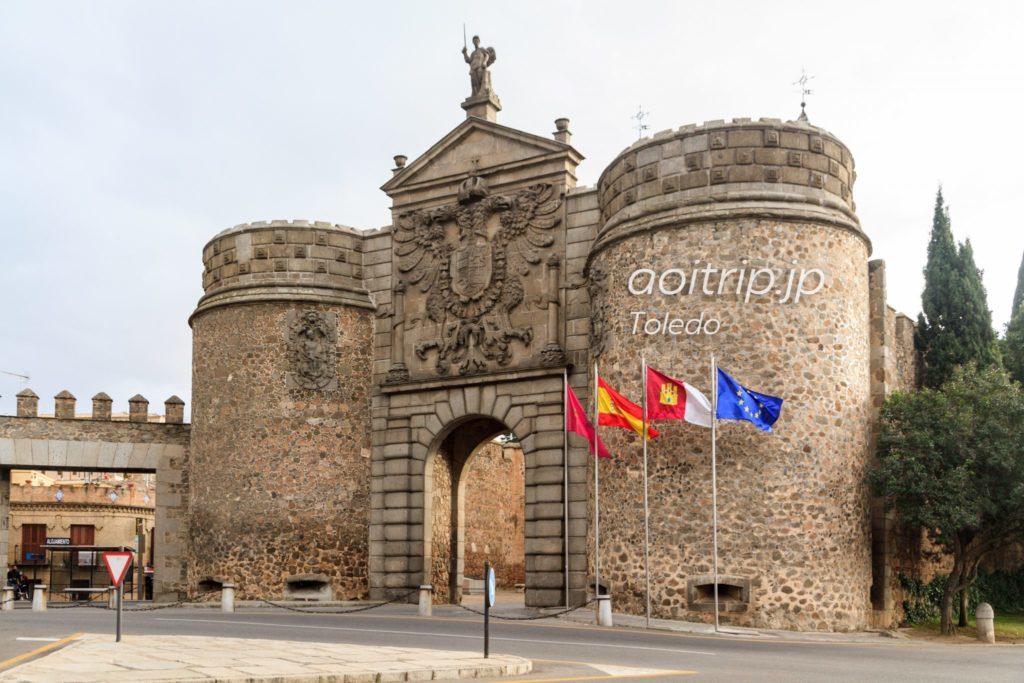トレドのビサグラ新門