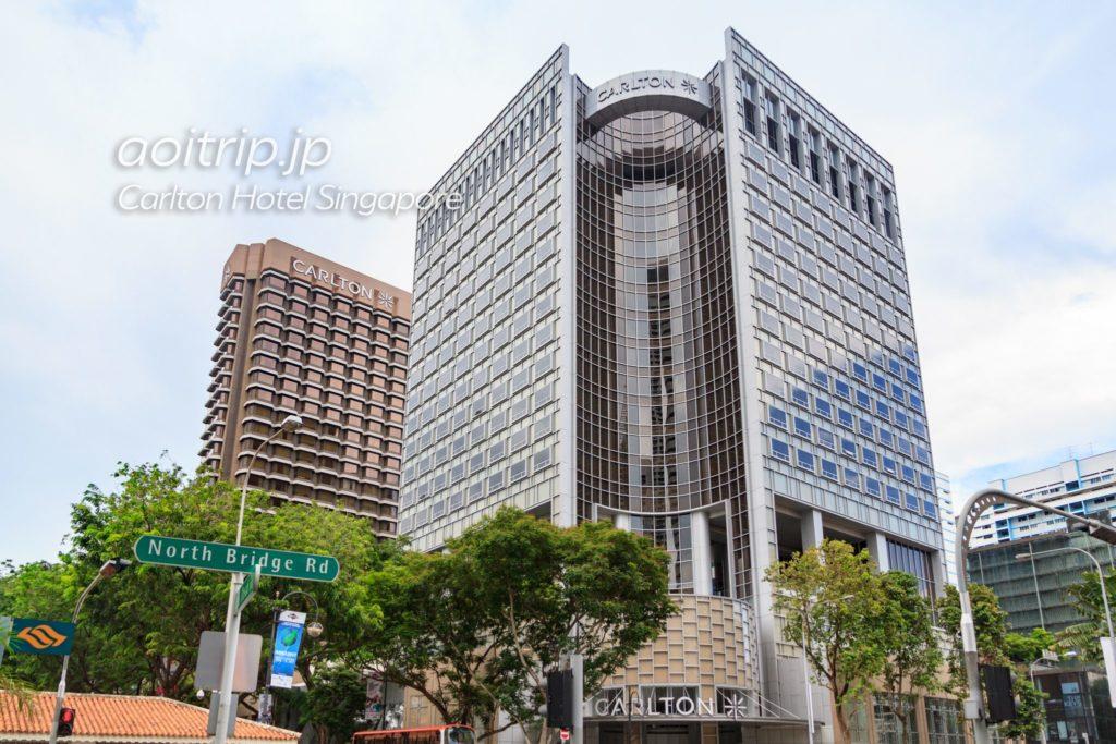 カールトンホテルシンガポール 外観