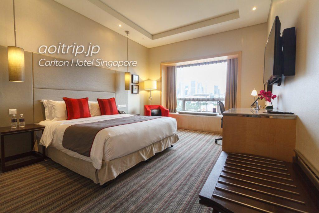 カールトンホテルシンガポール プレミアルーム