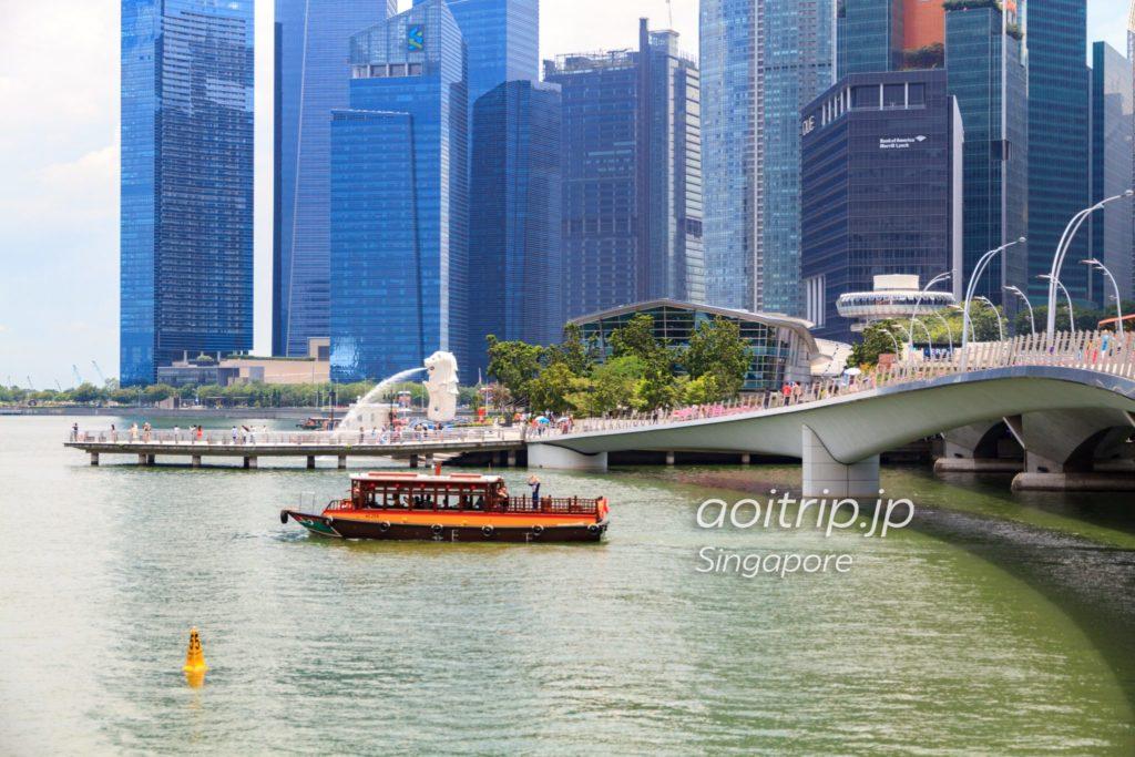 シンガポール ジュビリーブリッジ