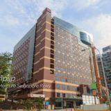 グランドメルキュールシンガポールロキシーのホテル外観写真