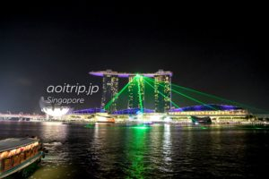 シンガポール ワンダーフルショー
