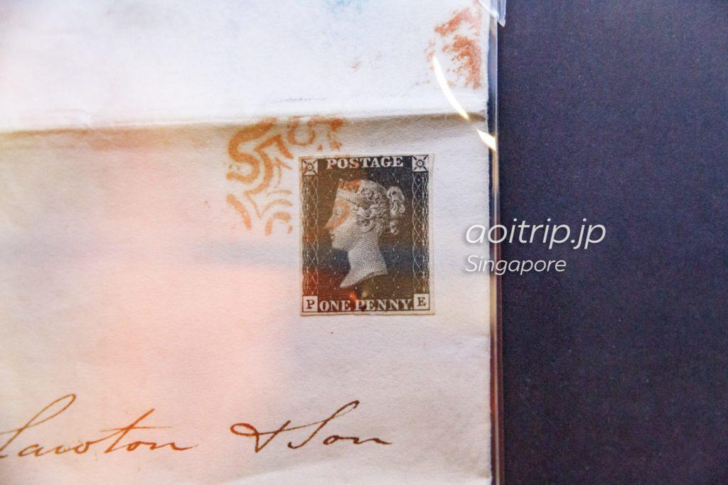 ペニーブラック 切手