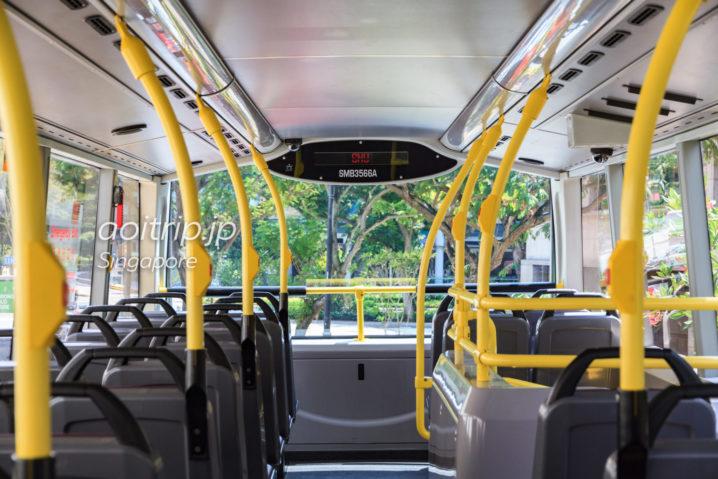 シンガポール 路線バス