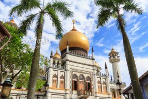シンガポール サルタンモスク